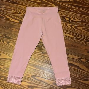 Pink Justice Leggings Size 12 - Never worn